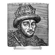 Alexei Mikhailovich (1629-1676) Shower Curtain
