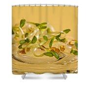 Alfalfa Shower Curtain
