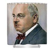 Alfred Adler (1870-1927) Shower Curtain