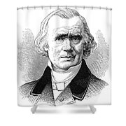Alfred Armand Velpau (1795-1867) Shower Curtain