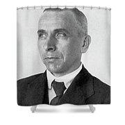 Alfred Lothar Wegener (1880-1930) Shower Curtain