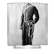 Algeria French Soldier Shower Curtain