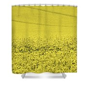 All Across The Land 5 Shower Curtain