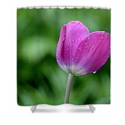 All By Myself Shower Curtain