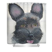 All For Love Shower Curtain
