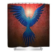 All Gods Creations Have Souls Shower Curtain
