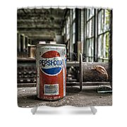All I Wanted Was A Pepsi Shower Curtain
