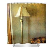 All In The Golden Afternoon Shower Curtain