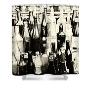 All Kinds Shower Curtain