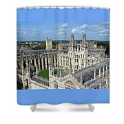 All Souls College Shower Curtain