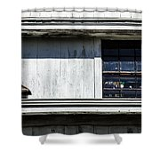 All Types Of Lines Shower Curtain