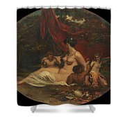 Allegory Shower Curtain