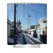 Alley 27 Shower Curtain
