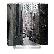 Alley 5 Shower Curtain