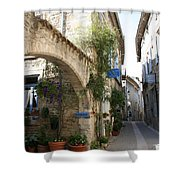 Alley In The Procence Shower Curtain