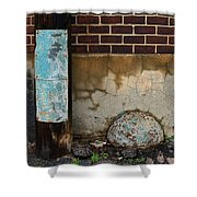 Alley Study Guard Img 5561 Shower Curtain