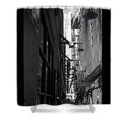 Alley - 200010 Shower Curtain
