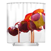 Alluring Carnivore Shower Curtain
