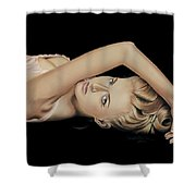 Alluring Shower Curtain