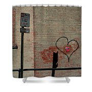 Allyway Theater Shower Curtain