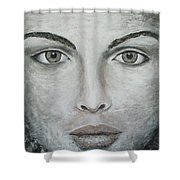 Alma Expuesta Shower Curtain