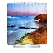 Almagreira Shower Curtain