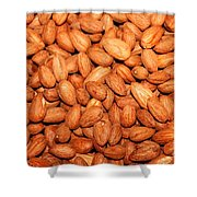 Almonds Shower Curtain