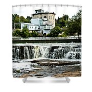 Almonte In Late Summer Shower Curtain
