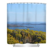 Almost Canada Shower Curtain