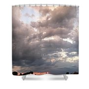 Almost Paradise Shower Curtain