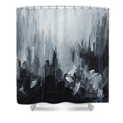 Almost There Shower Curtain