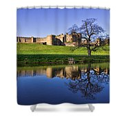 Alnwick Castle Shower Curtain