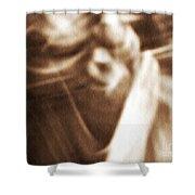 Aloe Shaman Spirit Shower Curtain
