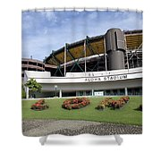 Aloha Stadium Shower Curtain