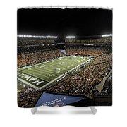 Aloha Stadium Night Game Shower Curtain