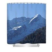 Alpspitze Bavaria 1 Shower Curtain