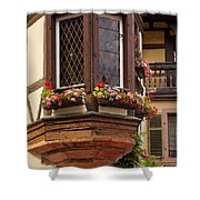Alsace Window Shower Curtain