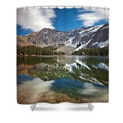 Alta Lakes Shower Curtain