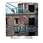 Alte Eisfabrik Berlin Shower Curtain