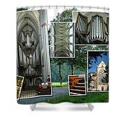 Altenberg Montage Shower Curtain