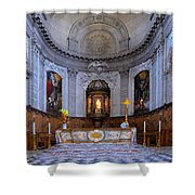 Alter At St Martins Cathedral Shower Curtain