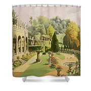 Alton Gardens Shower Curtain