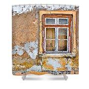 Alvor Window Shower Curtain
