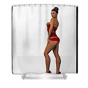 Alyson... Shower Curtain