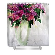 Alyvos - Lilacs Shower Curtain