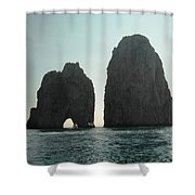 Amalfi Horizon Shower Curtain
