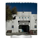 Amargosa Opera House Death Valley Img 0021 Shower Curtain