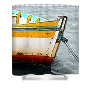 Amarras Shower Curtain