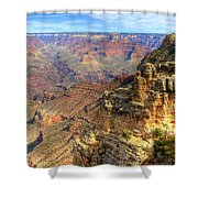 Amazing Colors Of The Grand Canyon  Shower Curtain
