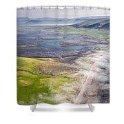 Amazing Iceland Landscape Shower Curtain